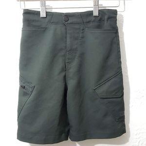 Fox Racing boy cargo ranger shorts charol grey 24